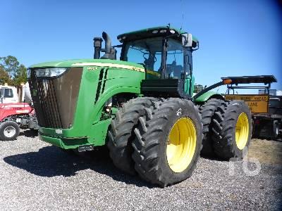 2014 JOHN DEERE 9410R 4WD Tractor