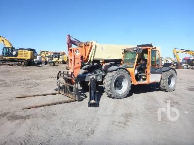 2011 JLG G1255A 12000 Lb 4x4x4 Telescopic Forklift