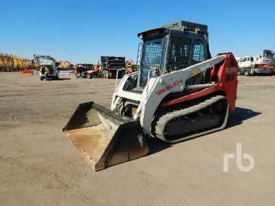 2013 TAKEUCHI TL250 High Flow Multi Terrain Loader