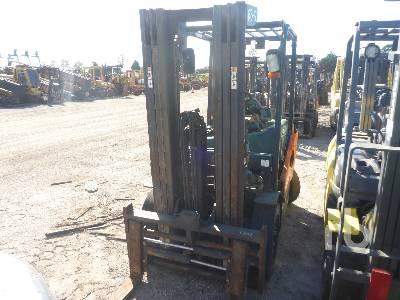 DOOSAN D25S-7 4600 Lb Forklift