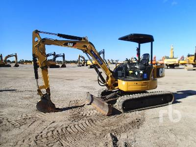 2012 CATERPILLAR 304DCR Mini Excavator (1 - 4.9 Tons)
