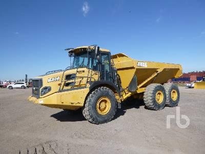 2014 BELL B30E 6x6 Articulated Dump Truck