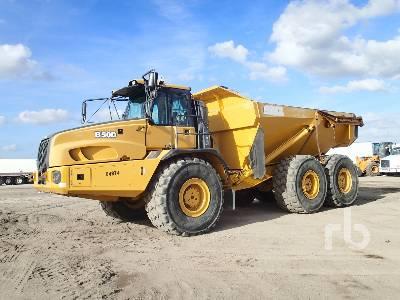 2014 BELL B50D Articulated Dump Truck