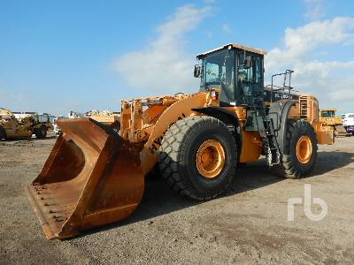 2013 HYUNDAI HL780-9A Wheel Loader