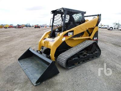2006 CATERPILLAR 287B Multi Terrain Loader Multi Terrain Loader