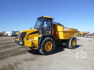 2005 JCB 714 4x4 Articulated Dump Truck
