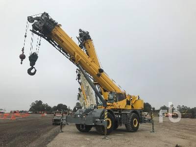 2008 GROVE RT890E 90 Ton 4x4x4 Rough Terrain Crane