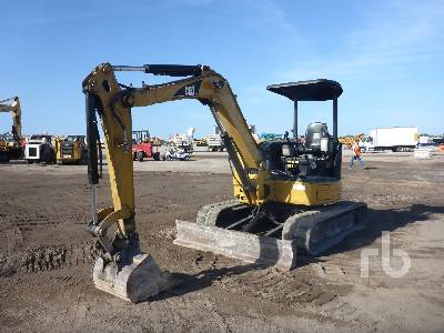 2006 CATERPILLAR 304C Mini Excavator (1 - 4.9 Tons)