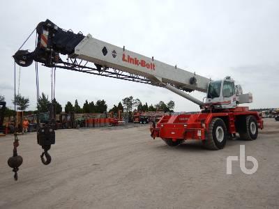 2013 LINK-BELT RTC8050 Series II 50 Ton 4x4x4 Rough Terrain Crane