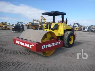 2005 DYNAPAC CA250D Vibratory Roller