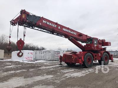 1993 GROVE RT760 60 Ton 4x4x4 Rough Terrain Crane