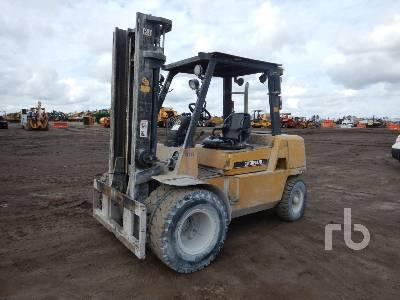 2003 CATERPILLAR DP40K 8800 Lb Forklift