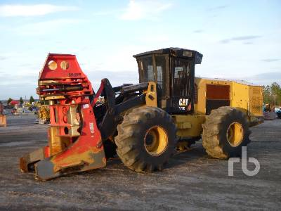 2013 CATERPILLAR 573C Feller Buncher