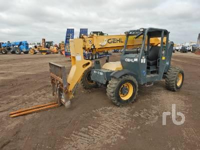 2014 GEHL RS634 6000 Lb 4x4x4 Telescopic Forklift