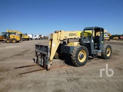 2014 GEHL RS842 8000 Lb 4x4x4 Telescopic Forklift