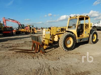 GEHL DL6L 5065 Lb 4x4x4 Telescopic Forklift