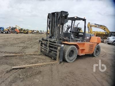 2014 DOOSAN D160S-5 35000 Lb Forklift