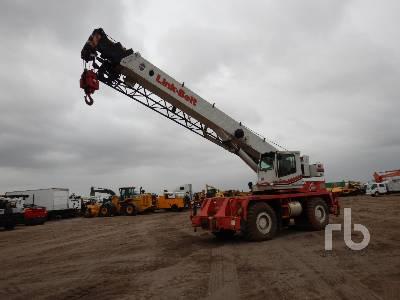 2008 LINK-BELT RTC8030 30 Ton 4x4x4 Rough Terrain Crane
