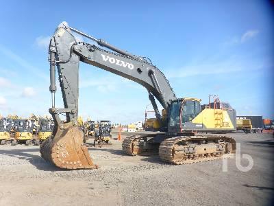 2017 VOLVO EC750EL VG Hydraulic Excavator