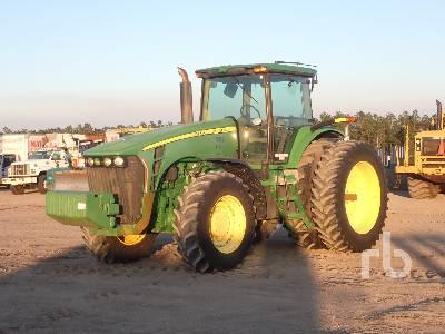 2007 JOHN DEERE 8230 MFWD Tractor