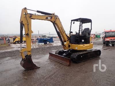 2017 CATERPILLAR 305E2CR Midi Excavator (5 - 9.9 Tons)