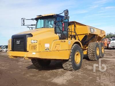 2018 CATERPILLAR 745 6x6 Articulated Dump Truck