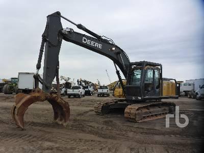 2012 JOHN DEERE 200D LC Hydraulic Excavator