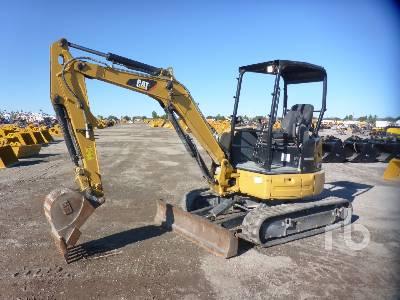 2016 CATERPILLAR 303.5E2CR Mini Excavator (1 - 4.9 Tons)