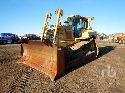 2005 CATERPILLAR D7R Series II Crawler Tractor
