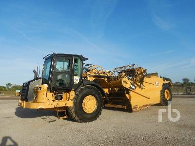 2015 CATERPILLAR 623K Elevating Motor Scraper