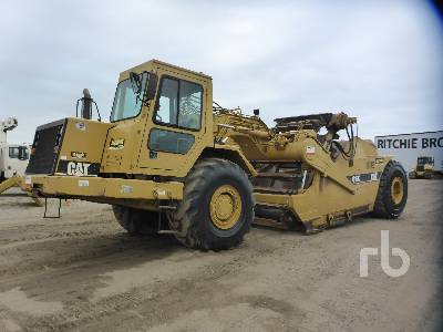2007 CATERPILLAR 615C Series II Elevating Motor Scraper