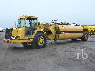 2007 CATERPILLAR 613C Series II 5000 Gallon Water Wagon