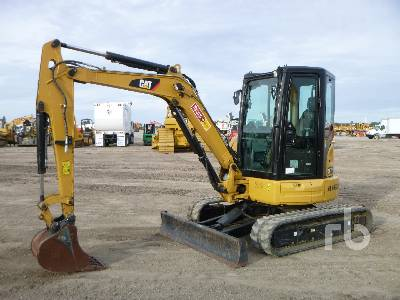 2017 CATERPILLAR 304E2CR Mini Excavator (1 - 4.9 Tons)