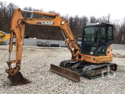 2011 CASE CX55B Midi Excavator (5 - 9.9 Tons)