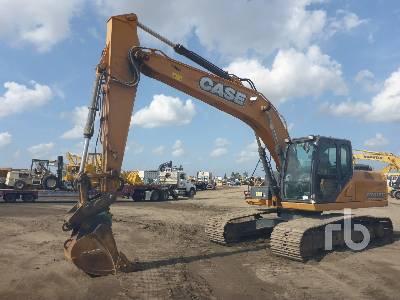 2013 CASE CX210C Hydraulic Excavator