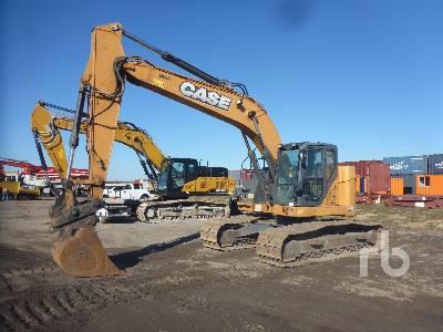 2012 CASE CX235CSR Hydraulic Excavator