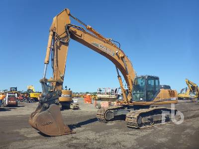 2012 CASE CX350B Hydraulic Excavator