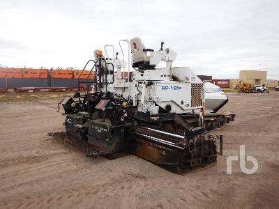 2014 ROADTEC RP195E Crawler Asphalt Paver