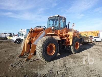 2012 DOOSAN DL420 Wheel Loader