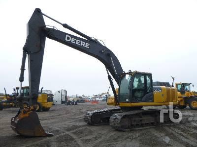 2014 JOHN DEERE 250G LC Hydraulic Excavator