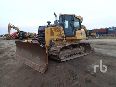 2017 JOHN DEERE 700K LGP Crawler Tractor
