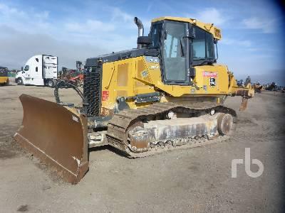 2016 JOHN DEERE 750K XLT Crawler Tractor