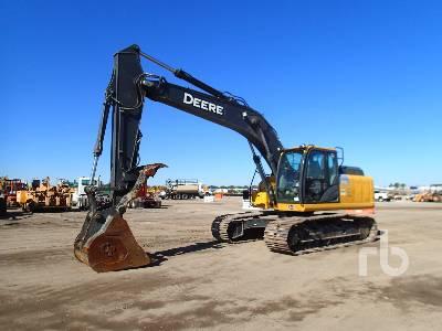 2017 JOHN DEERE 210G LC Hydraulic Excavator