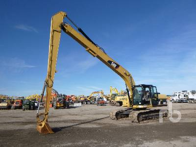 2012 CATERPILLAR 320DL Long Reach Hydraulic Excavator