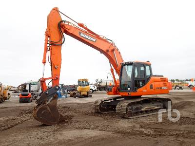 2014 DOOSAN DX180LC-3 Hydraulic Excavator