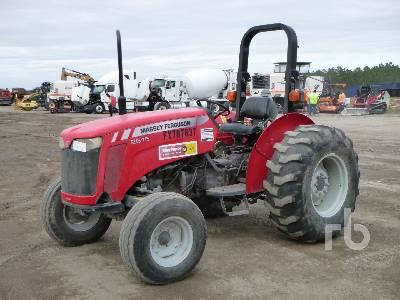 2013 MASSEY FERGUSON 2615 2WD Utility Tractor