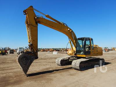 2005 JOHN DEERE 200C LC Hydraulic Excavator