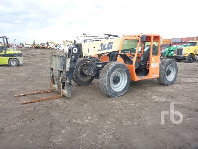 2013 JLG G642A 6600 Lb 4x4x4 Telescopic Forklift