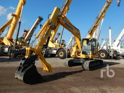 2014 KOMATSU PC138US-10 Hydraulic Excavator