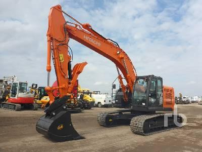 2014 HITACHI ZX225USRLC-5 Hydraulic Excavator